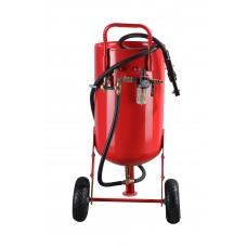 Máquina de decapagem semi-profissional BAD BOY de 100 litros 120 kgs
