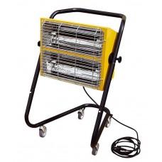 Aquecedor  elétrico de infravermelhos Euritecsa Master HALL 3000