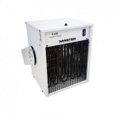 Aquecedor Eléctrico portátil Master Power trifásico de potência variável 4,5 Kw-9 kW 15354BTU's-30700 BTU's com suporte de parede