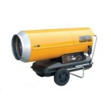 Aquecedor a diesel de combustão direta (alta pressão) MASTER 111 Kw - 378732 BTU's