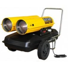 Aquecedor a Diesel de combustão direta MASTER potencia variável 44 a 88 Kw / 150000-30000 BTU's
