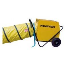 Aquecedor elétrico MASTER para condutas potência variável trifásico 9-18 Kw 30708 -62416 BTU's