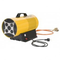 Aquecedor a gáz Butano/Propano Master 10-16 Kw 34200-54800 BTU's Com bateria de lítio e kit carregar
