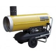 Aquecedor diesel de combustão indireta Master com chaminé 33 Kw - 112596 BTU's