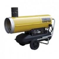 Aquecedor diesel de combustão indireta Master com chaminé 81 Kw - 276372 BTU's