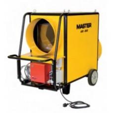 Gerador de ar quente  a diesel série AIR-BUS (combustão indireta) 75 Kw 255900 BTU's