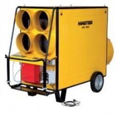 Gerador de ar quente  a diesel série AIR-BUS (combustão indireta) 220Kw 750640 BTU's