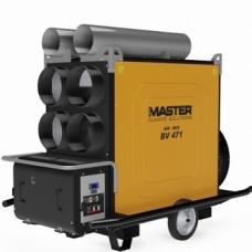 Gerador de ar quente  a diesel série AIR-BUS (combustão indireta) 137Kw  e 225 KW