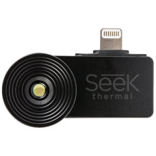Câmara termográfica - iOS (Apple) - Seek Thermal Compacta