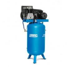 Compressores de correia ABAC 2 etapas Série PRO Série especial vertical
