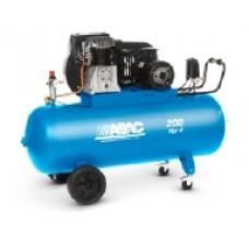 Compressores de correia a 2 etapas ABAC série PRO