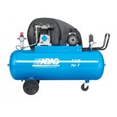 Compressores de correia a 1 etapa ABAC série PRO