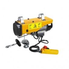 Guincho elétrico de andaime para oficina/garagem para elevação de 250 kg - 240V 230V
