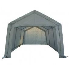 Proteção garagem exterior  3x6x2,6 mts cor branca