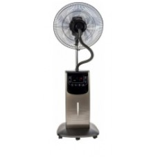 Ventilador doméstico 5 em 1 ARFLEX , nebulizador, anti-mosquitos, proteção contra a legionella e aromatizador ambiente