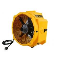 Ventilador Extractor de ar de solo MASTER  DFX 20 Secador solos e paredes